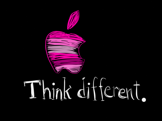 appledifferent