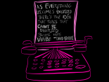 david byrne quote_analog