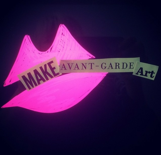 makeavantgarde